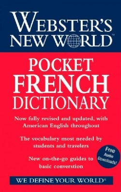 Webster's New World Pocket French Dictionary (Paperback)