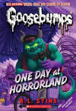 One Day at Horrorland (Paperback)