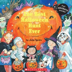 The Best Halloween Hunt Ever (Paperback)