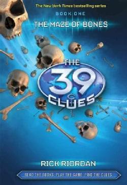 The Maze of Bones (Hardcover)