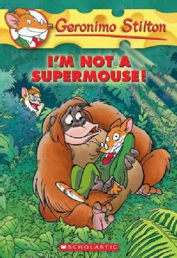 I'm Not a Supermouse! (Paperback)