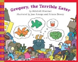 Gregory, the Terrible Eater (Paperback)