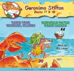 Watch Your Whiskers, Stilton! / Shipwreck on the Pirate Islands (CD-Audio)