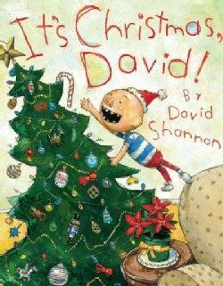 It's Christmas, David! (Hardcover)