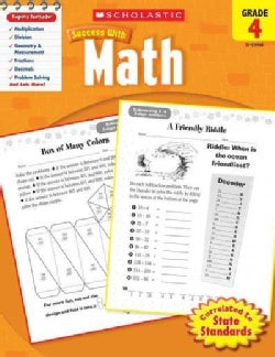 Success With Math: Grade 4 (Paperback)