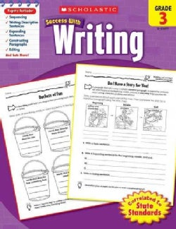 Scholastic Success With Writing, Grade 3 (Paperback)
