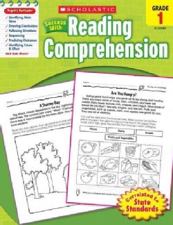 Scholastic Success With Reading Comprehension: Grade 1 (Paperback)