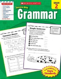 Scholastic Success With Grammar, Grade 2 (Paperback)