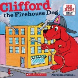 Clifford, the Firehouse Dog (Paperback)