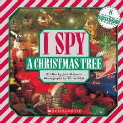I Spy a Christmas Tree (Hardcover)