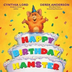 Happy Birthday, Hamster (Hardcover)