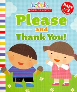 Please and Thank You (Board book)