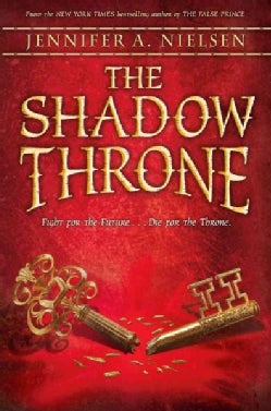 The Shadow Throne (Hardcover)