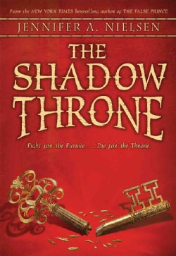 The Shadow Throne (Paperback)