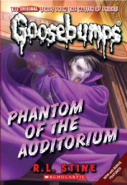 Phantom of the Auditorium (Paperback)