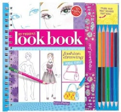 My Fabulous Look Book: Fashion Drawing Made Easy (Hardcover)