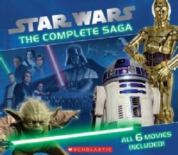 Star Wars: The Complete Saga (Paperback)