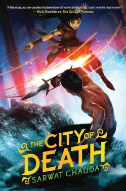 The City of Death (Hardcover)