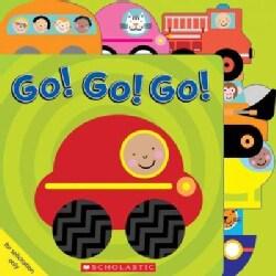 Go! Go! Go! (Board book)