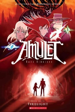 Amulet 7: Firelight (Paperback)