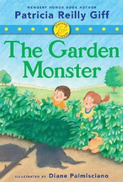 The Garden Monster (Hardcover)