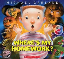 Where's My Homework? (Paperback)
