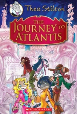 The Journey to Atlantis (Hardcover)