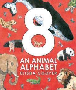 8: An Animal Alphabet (Hardcover)