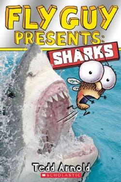 Fly Guy Presents: Sharks (Paperback)