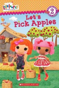 Let's Pick Apples! (Paperback)