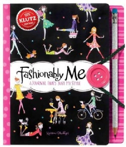 Fashionably Me: A Journal That's Just My Style (Paperback)