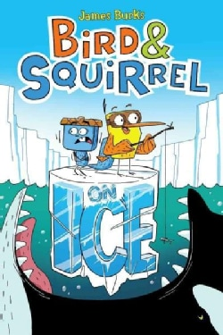Bird & Squirrel on Ice (Paperback)