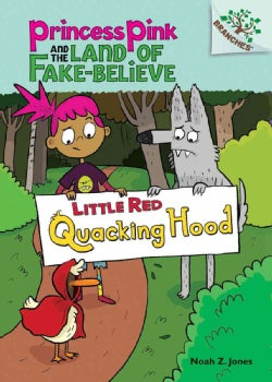 Little Red Quacking Hood (Hardcover)