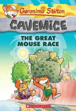 The Great Mouse Race (Paperback)
