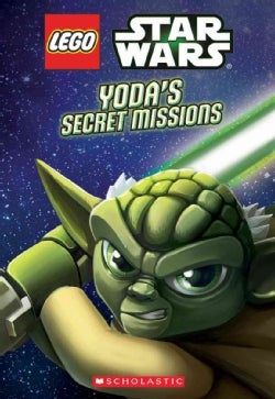 Yoda's Secret Missions (Paperback)