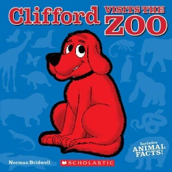 Clifford Visits the Zoo (Hardcover)