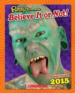 Ripley's Believe it or Not! 2015 (Hardcover)