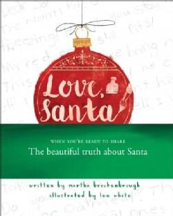 Love, Santa (Hardcover)