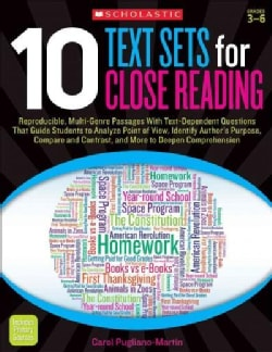 10 Must-Have Text Sets, Grades 3-6: Thought-Provoking Packs to Foster Critical Thinking & Collaborative Discussion (Paperback)