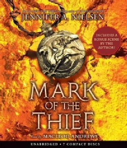 Mark of the Thief (CD-Audio)
