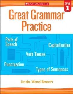 Great Grammar Practice, Grade 1 (Paperback)