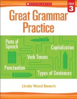 Great Grammar Practice, Grade 3 (Paperback)