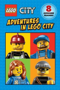 Adventures in Lego City (Paperback)