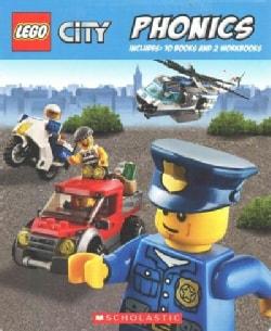 Lego City Phonics (Paperback)