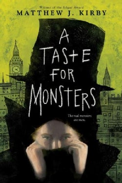 A Taste for Monsters (Hardcover)
