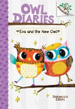 Eva and the New Owl (Hardcover)