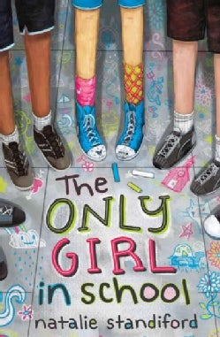 The Only Girl in School (Hardcover)