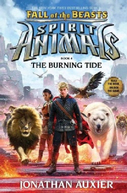 The Burning Tide (Hardcover)