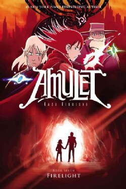 Amulet 7: Firelight (Hardcover)