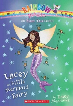 Lacey the Little Mermaid Fairy (Paperback)